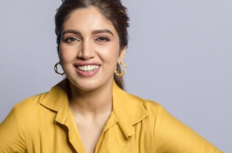 'I would love to do a film that highlights the impact of climate change' : Bhumi Pednekar