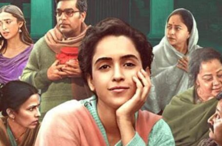 Netflix launches the trailer of Pagglait, the story of a girl in search of her identity