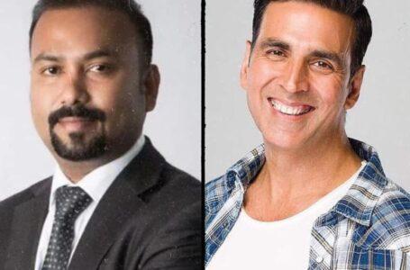 "Akshay Kumar & Lyca Productions collaborate once again for ""Ram Setu"""