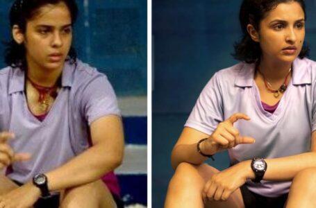 Saina vs Saina – The uncanny resemblance!
