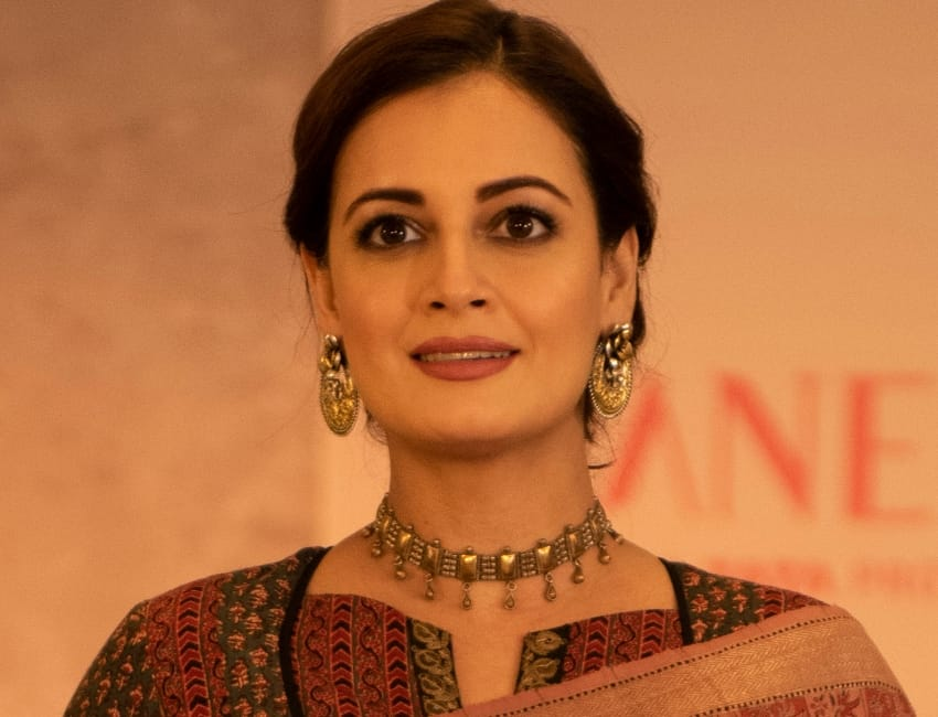 Taneira unveils 'The Fusion Edit' in association with Dia Mirza at FDCI X Lakmé Fashion Week.