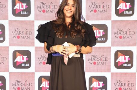 Ekta Kapoor opens up about the possibility of 'The Married Woman' season 2!