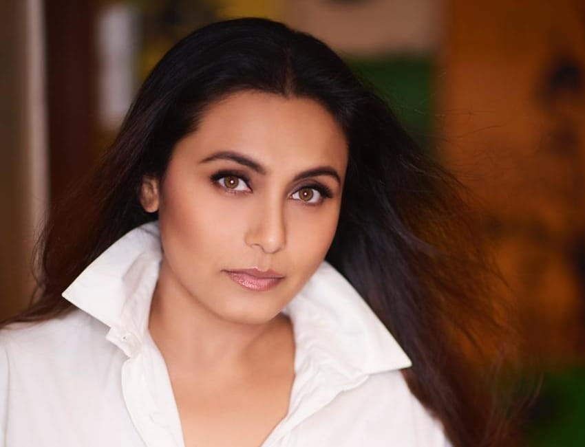 'My biggest learning has been to keep learning!' : Rani Mukerji