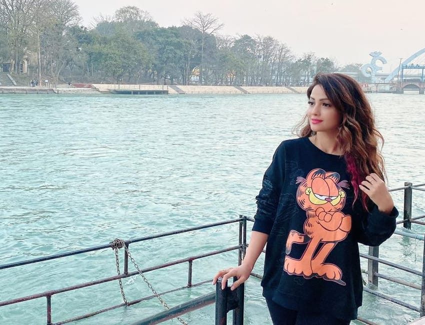 Whenever I have done a music video. it's been a very fulfilling experience: Adaa Khan