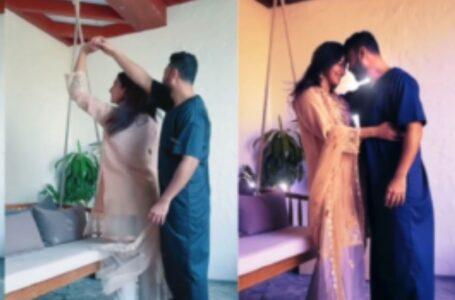 Gauahar Khan And Zaid Darbar The Cutest Couple Share A Glimpse Of Their Frist Ramzan Together..!