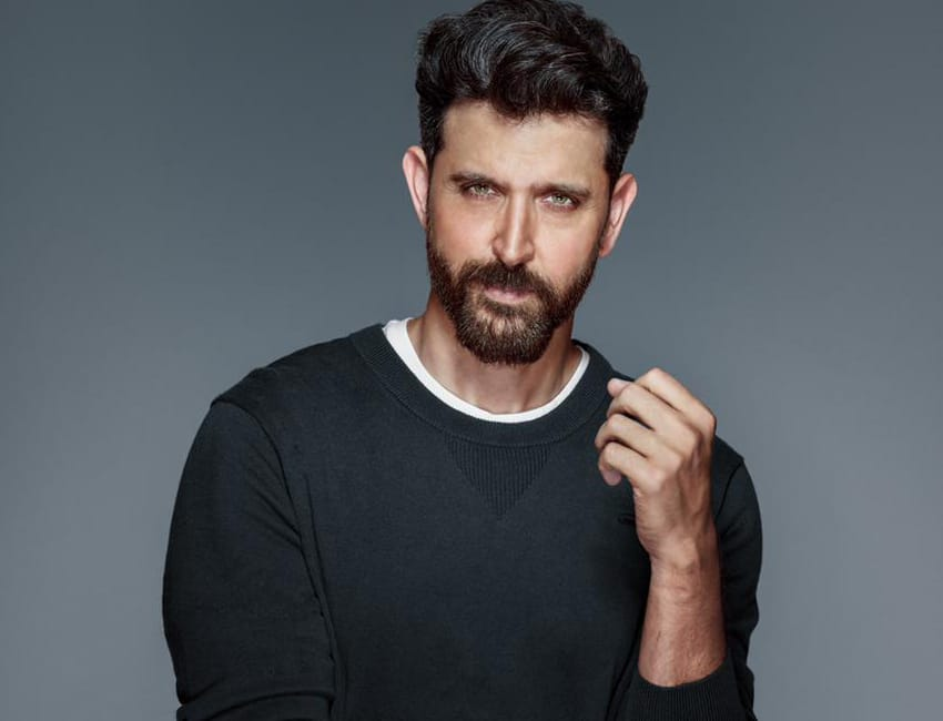 """Hrithik Roshan will be seen playing a Gangster role of Vedha in the film which is quite exciting and will start shooting in june ."""""""
