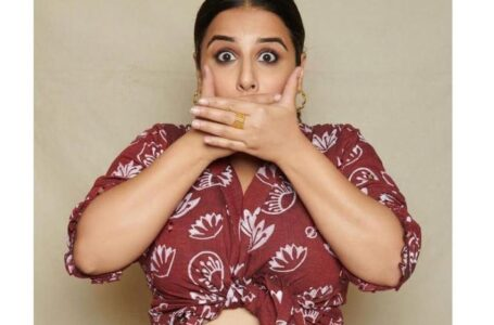 Vidya Balan puts forth a much needed conversation on this World's Health Day