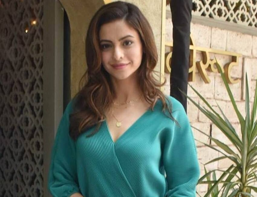 Aamna Sharif opens up on OTT debut in 'Damaged 3'