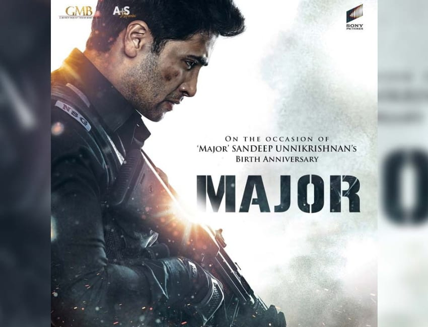 Majoris an upcoming Indianbiographical filmdirected by Sashi Kiran Tikka and produced bySony Pictures,G. Mahesh Babu Entertainment.