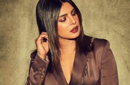 The global icon and humanitarian Priyanka Chopra sets up a fundraiser for the Covid crisis in India.