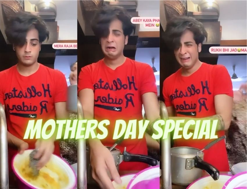 Mothersday Special Beta 1 number toh Maa 10 number..!