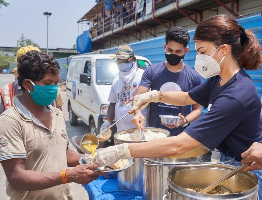 Pune Police thank Jacqueline Fernandez for her generous donation amidst the pandemic