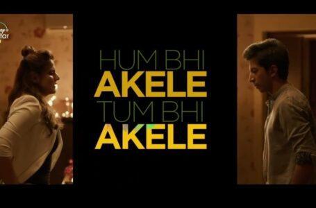 Actor Zareen Khan reveals why she chose to portray Mansi in Hum Bhi Akele, Tum Bhi Akele, set to release on Disney+ Hotstar VIP on 9th May 2021