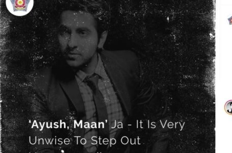 Mumbai Police and Ayushmann's public service banter wins internet today!