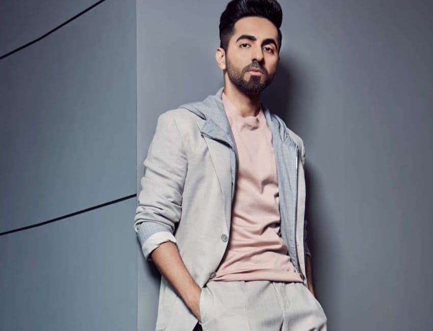 As actors, we are fortunate that we can raise awareness for important issues': Ayushmann Khurrana