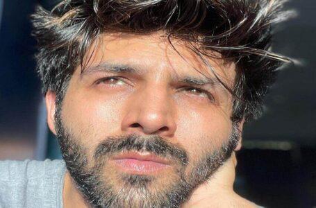 Kartik Aaryan's sun-kissed selfie breaks the internet, fans can't get enough of his smouldering looks