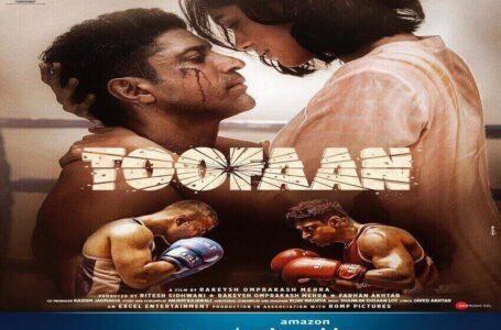 Toofaan New Poster
