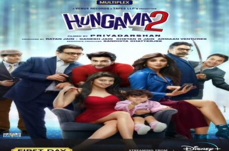 Hungama 2 - Double Hungama, Naya Twist