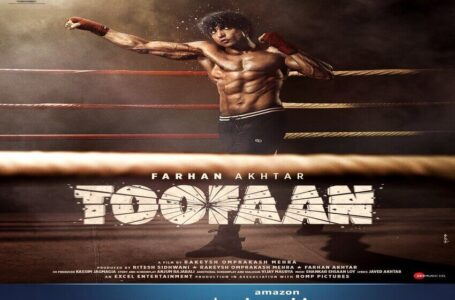 Amazon Prime Video releases The trailer of Farhan Akthar's upcoming inspiring sports drama Toofaan packs a serious punch!