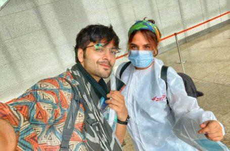 Ali Faizal & Richa Chadha