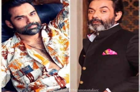 Abhay Deol and Bobby Deol