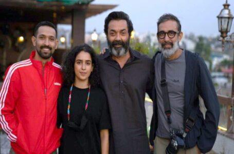 Vikrant Massey, Bobby Deol , Sanaya Malhotra , Shanker Raman