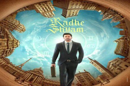 Radhe Shyam Poster