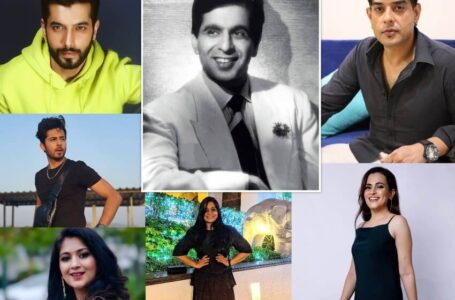 Dilip Kumar no more: Celebs pay tribute!