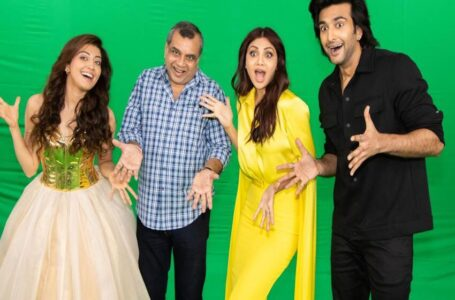 Team hungama 2 kick starts promotions in the city