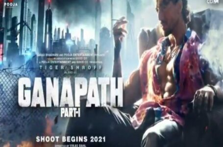 Christmas BLOCKBUSTER alert 'Ganapath' to release on 23rd Dec 2022