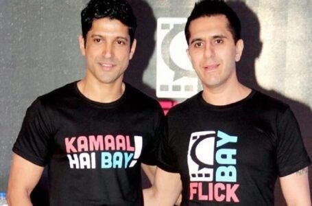 Farhan Akhtar and Ritesh Sidhwani