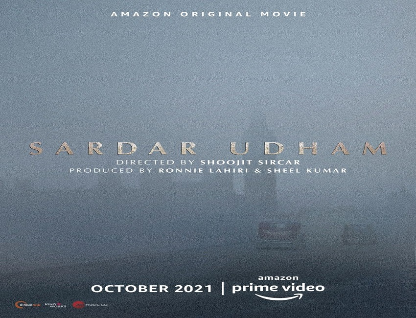 Amazon Prime Video Announces Worldwide Premiere of Sardar Udham