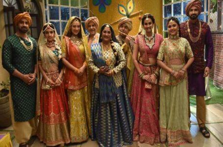 Anupamaa , Samar , Nandini , Star plus , Anuj Kapadia