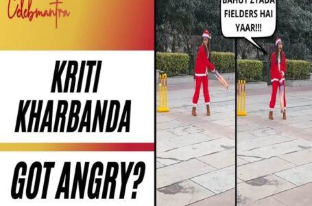 Kriti Kharbanda 14 Phere BTS